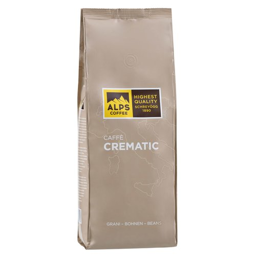 Alps Coffee Schreyögg - CREMATIC - 1000g Bohnen