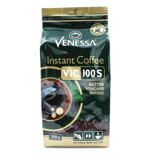 Venessa - VIC 100 S - Instant Coffee 500g