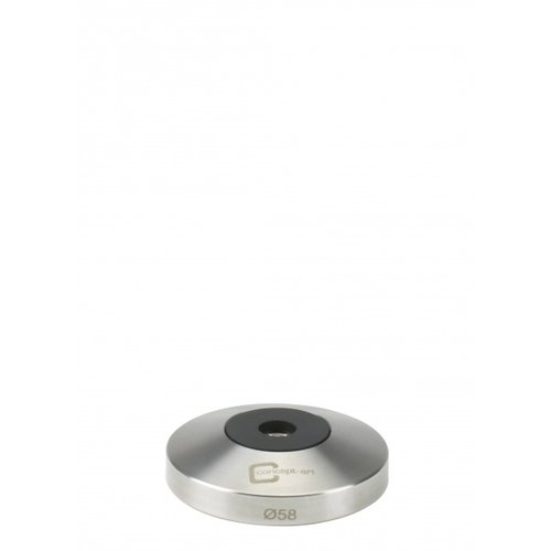 Joe Frex Tamper Unterteil - BASE FLAT 58mm - Concept Art